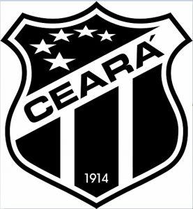 Escudo do clube Ceará.