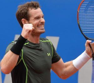 Andy Murray é o novo número um do mundo.