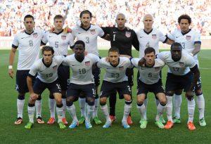 Seleção dos Estados Unidos na Copa do Mundo de 2014.