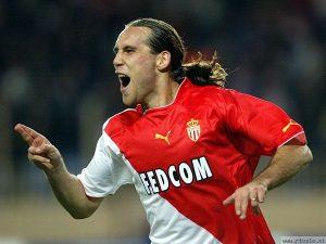 Dado Prso marcou quatro gols na vitória do Monaco por 8x3.