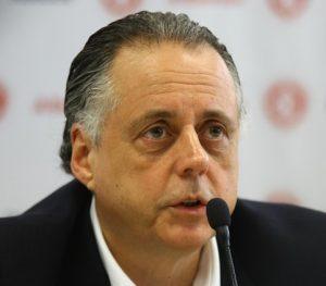 Fernando Carvalho, vice-presidente de futebol do Internacional.