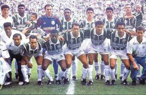 Palmeiras Campeão Brasileiro de 1994.