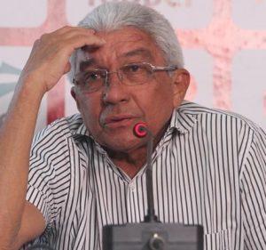 Givanildo Oliveira como treinador do Náutico.