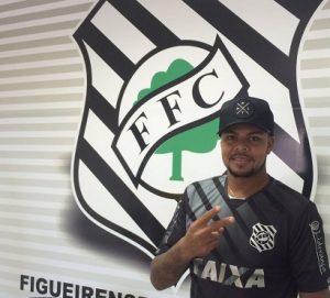 Imagem divulgada no site do Figueirense.
