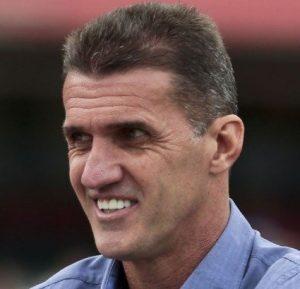 Vagner Mancini é o novo treinador da Chapecoense.