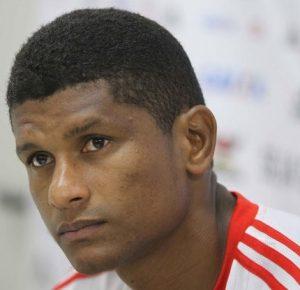 Márcio Araújo em entrevista pelo Flamengo.