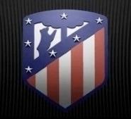 Novo escudo do Atlético de Madrid 2016.