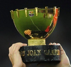 Taça do Troféu Joan Gamper.