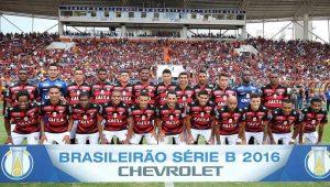 Foto oficial do campeão Clube Atlético Goianiense.
