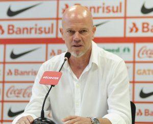Técnico do Inter Antônio Carlos, ex-Juventude, foi o grande responsável pela contratação de Roberson.
