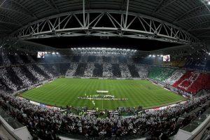 Juventus Stadium, a casa da Juventus.
