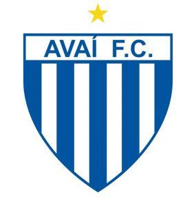 Escudo do Avaí Futebol Clube.
