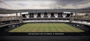 Estádio Nilton Santos, casa do Botafogo na Libertadores.