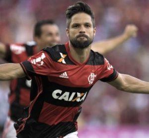 Diego, a maior contratação do Flamengo em 2016.