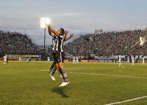 Arena Botafogo em 2016.