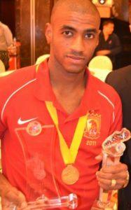 Muriqui vencedor de vários prêmios e artilharias em 2011.