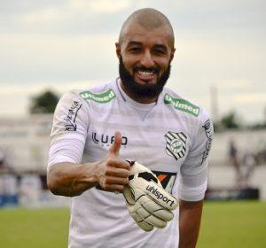 Alex Muralha na época do Figueirense.