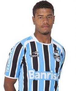 Júnior Tavares na época do Grêmio.