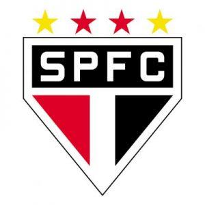 Escudo do São Paulo FC.