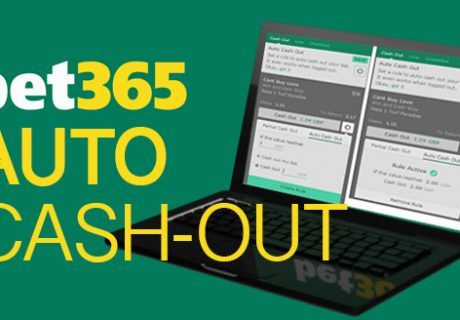 auto cash out bet365