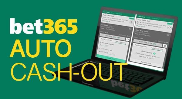 auto cash out bet365