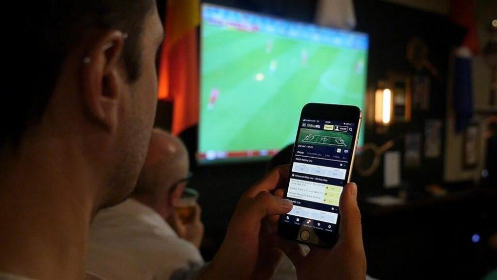 aposta esportiva pelo celular